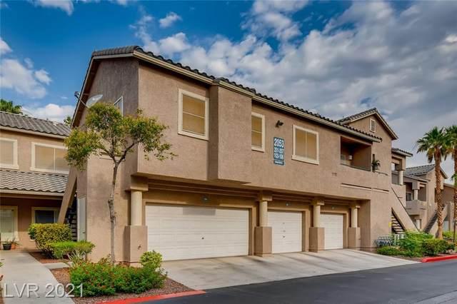 2053 Gravel Hill Street #202, Las Vegas, NV 89117 (MLS #2305424) :: Kypreos Team