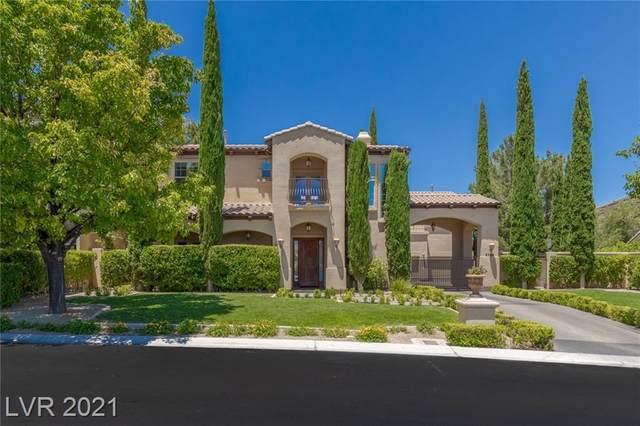 9736 Verlaine Court, Las Vegas, NV 89145 (MLS #2305429) :: Custom Fit Real Estate Group