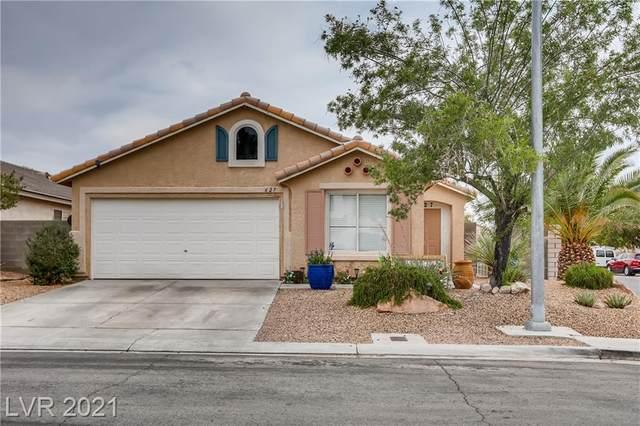 671 Castlebridge Avenue, Las Vegas, NV 89123 (MLS #2305448) :: Hebert Group   Realty One Group
