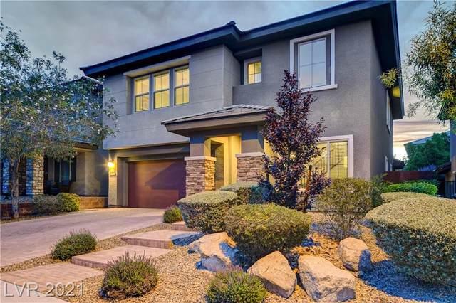 10604 Harvest Green Way, Las Vegas, NV 89135 (MLS #2305454) :: Custom Fit Real Estate Group