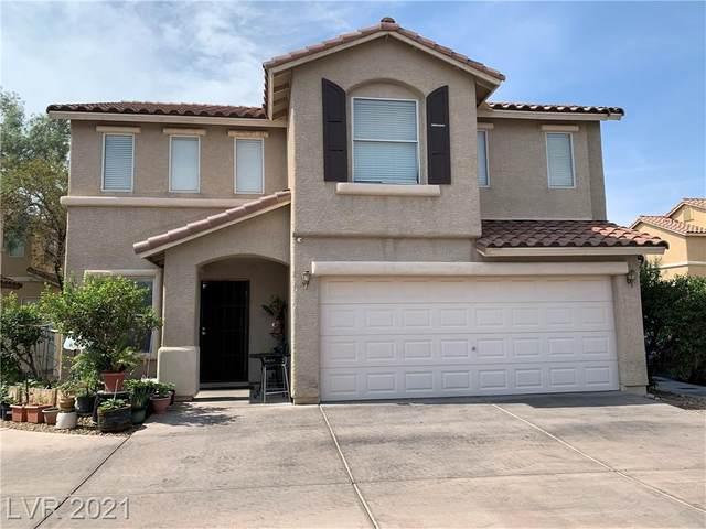 7858 Warwickshire Way, Las Vegas, NV 89139 (MLS #2305491) :: Signature Real Estate Group
