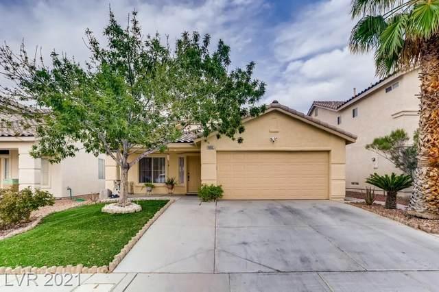 10032 Oyster Pearl Street, Las Vegas, NV 89183 (MLS #2305497) :: The Chris Binney Group | eXp Realty