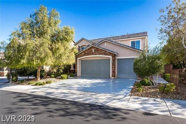 7422 Olmstead Street, Las Vegas, NV 89166 (MLS #2305502) :: Signature Real Estate Group
