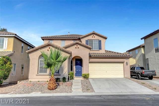 10452 Anacostia Street, Las Vegas, NV 89183 (MLS #2305513) :: Jeffrey Sabel