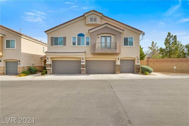 6490 Burns Allen Avenue #103, Las Vegas, NV 89122 (MLS #2305517) :: Hebert Group | Realty One Group