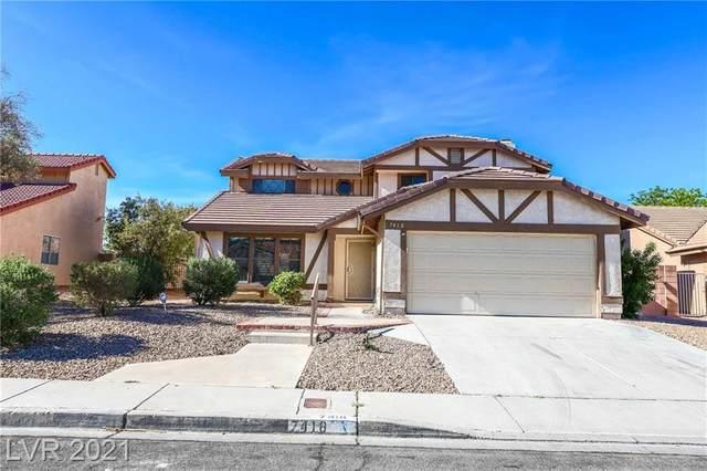 7418 Parnell Avenue, Las Vegas, NV 89147 (MLS #2305533) :: DT Real Estate
