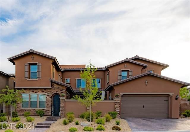 359 Port Reggio Street, Las Vegas, NV 89138 (MLS #2305535) :: Hebert Group | Realty One Group