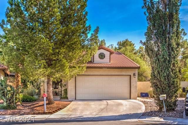 6465 Plumcrest Road, Las Vegas, NV 89108 (MLS #2305540) :: Lindstrom Radcliffe Group