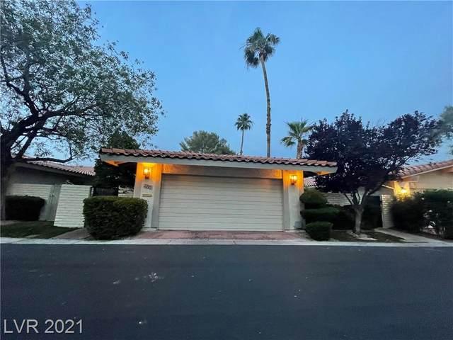 2205 Plaza De La Candela, Las Vegas, NV 89102 (MLS #2305544) :: Vestuto Realty Group