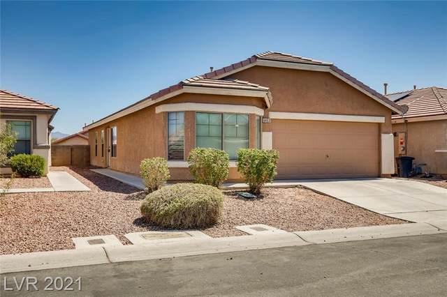 6453 Duck Hill Springs Drive, Las Vegas, NV 89122 (MLS #2305552) :: Jeffrey Sabel