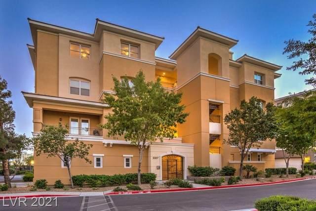 9207 Tesoras Drive #401, Las Vegas, NV 89144 (MLS #2305564) :: DT Real Estate