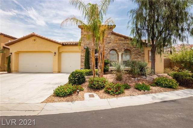 7822 Bear Ridge Street, Las Vegas, NV 89113 (MLS #2305571) :: Signature Real Estate Group