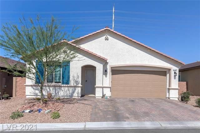7129 Flora Lam Street, Las Vegas, NV 89166 (MLS #2305581) :: Jeffrey Sabel