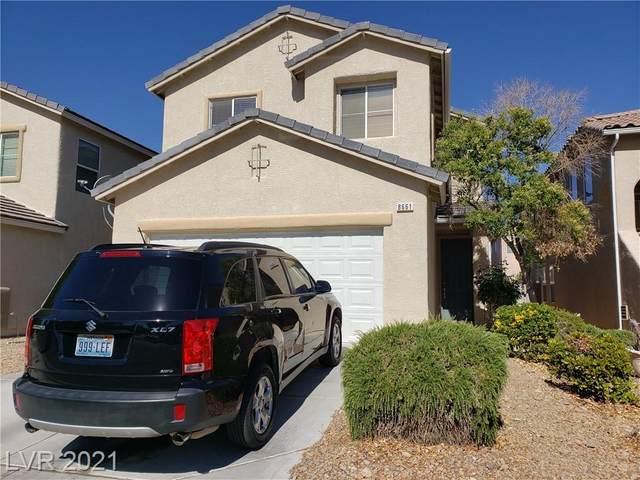 8661 Palomino Ranch Street, Las Vegas, NV 89131 (MLS #2305591) :: ERA Brokers Consolidated / Sherman Group