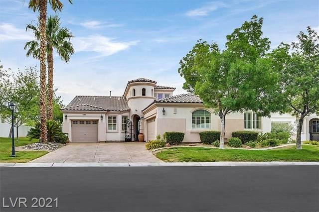 2960 Via Della Amore, Henderson, NV 89052 (MLS #2305596) :: Signature Real Estate Group