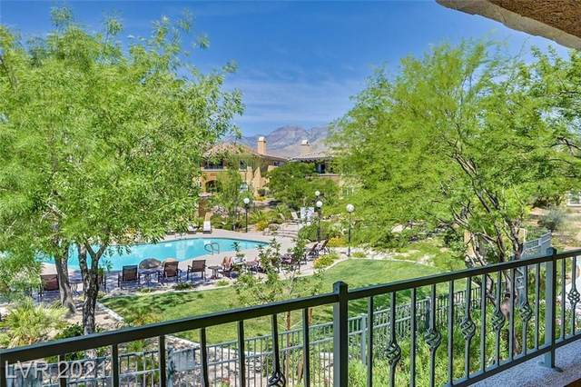 845 Canterra Street #2049, Las Vegas, NV 89138 (MLS #2305601) :: The Chris Binney Group | eXp Realty