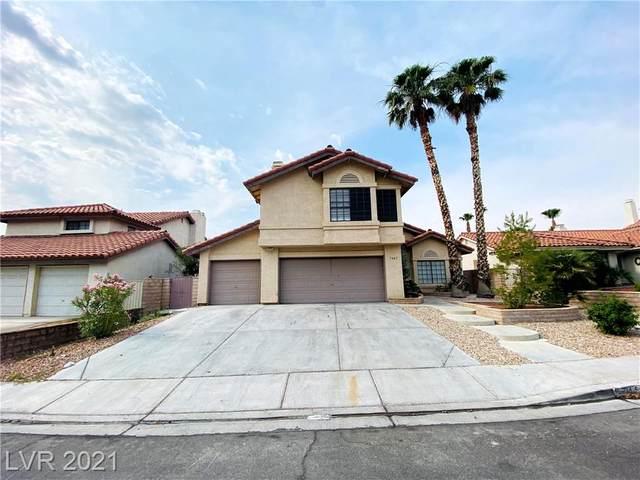 7467 Palermo Avenue, Las Vegas, NV 89147 (MLS #2305647) :: DT Real Estate