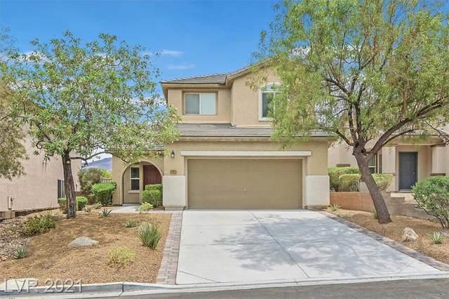 2724 Holmfault Street, Henderson, NV 89044 (MLS #2305655) :: Signature Real Estate Group