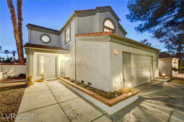 440 Capertino Street, Las Vegas, NV 89145 (MLS #2305666) :: ERA Brokers Consolidated / Sherman Group