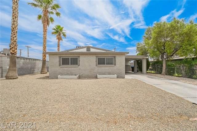 2540 Clayton Street, North Las Vegas, NV 89032 (MLS #2305671) :: Jeffrey Sabel