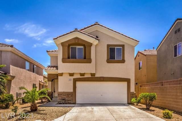 197 Flying Hills Avenue, Las Vegas, NV 89148 (MLS #2305680) :: Signature Real Estate Group