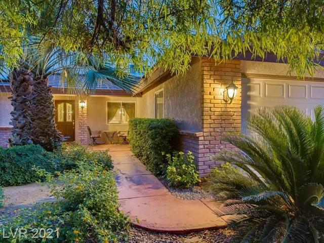 3685 N Bronco Street, Las Vegas, NV 89108 (MLS #2305693) :: Jeffrey Sabel