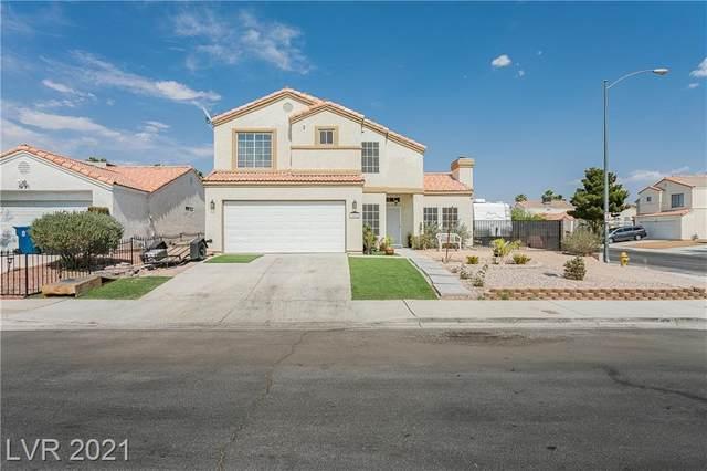 3426 Farina Drive, North Las Vegas, NV 89032 (MLS #2305697) :: DT Real Estate