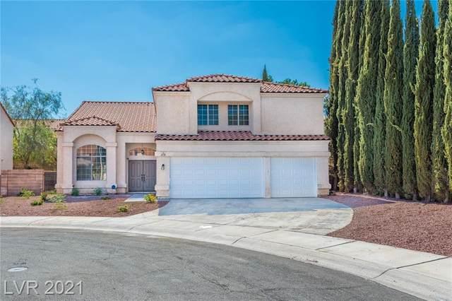2701 Monrovia Drive, Las Vegas, NV 89117 (MLS #2305711) :: Jeffrey Sabel