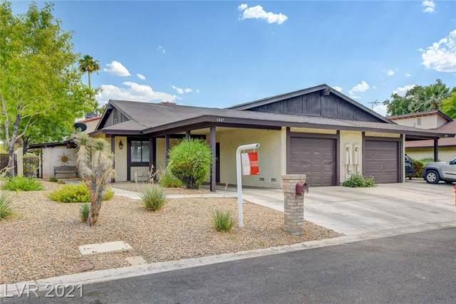 3447 Don Miguel Drive, Las Vegas, NV 89121 (MLS #2305727) :: Galindo Group Real Estate
