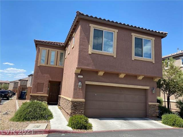 616 Taliput Palm Place, Henderson, NV 89011 (MLS #2305742) :: Lindstrom Radcliffe Group