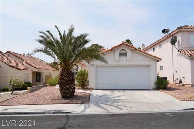 7921 Cherry River Drive, Las Vegas, NV 89145 (MLS #2305748) :: The Perna Group