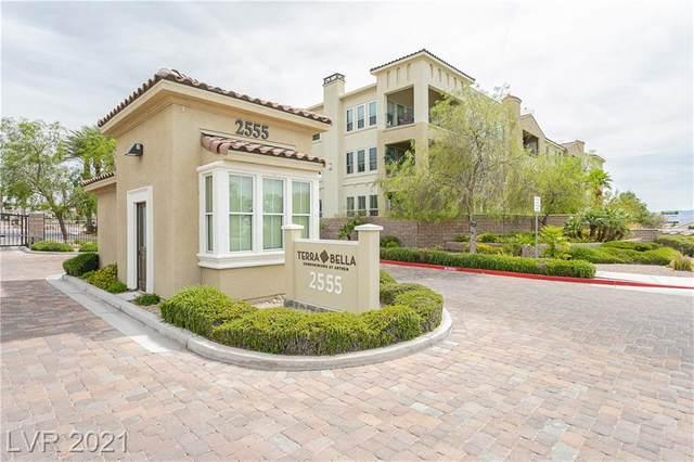 2555 Hampton Road #6306, Henderson, NV 89052 (MLS #2305754) :: DT Real Estate