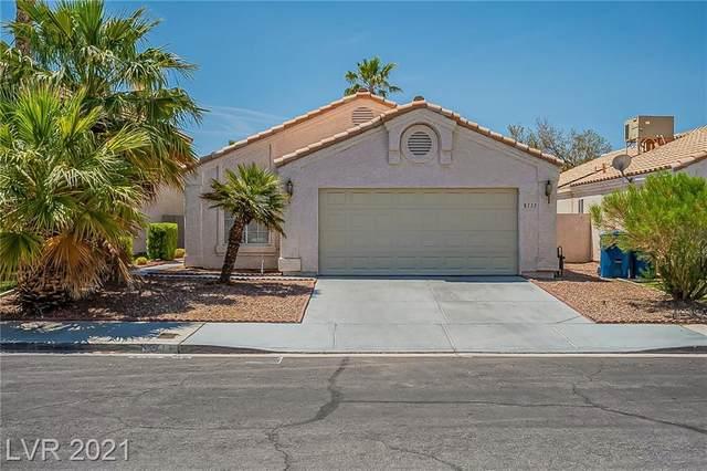 8113 Hercules Drive, Las Vegas, NV 89128 (MLS #2305764) :: The Perna Group