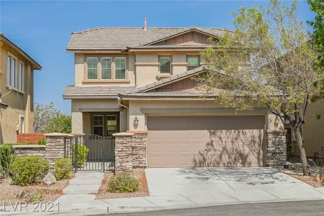 5498 Indian Cedar Drive, Las Vegas, NV 89135 (MLS #2305768) :: Hebert Group | Realty One Group