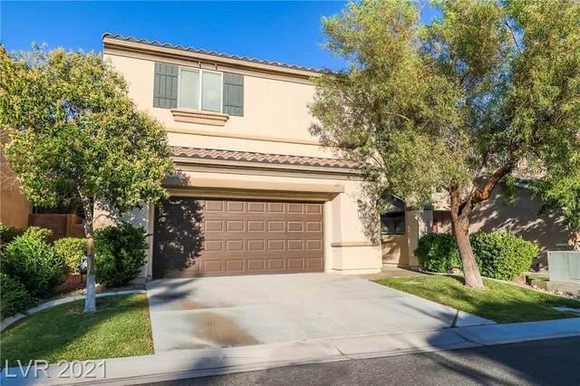 742 Sand Primrose Street, Las Vegas, NV 89138 (MLS #2305771) :: Galindo Group Real Estate