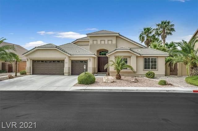 5813 Glenmere Avenue, Las Vegas, NV 89131 (MLS #2305786) :: The Perna Group