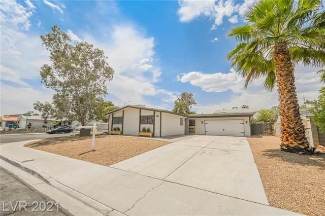 332 Redstone Street, Las Vegas, NV 89145 (MLS #2305789) :: Galindo Group Real Estate