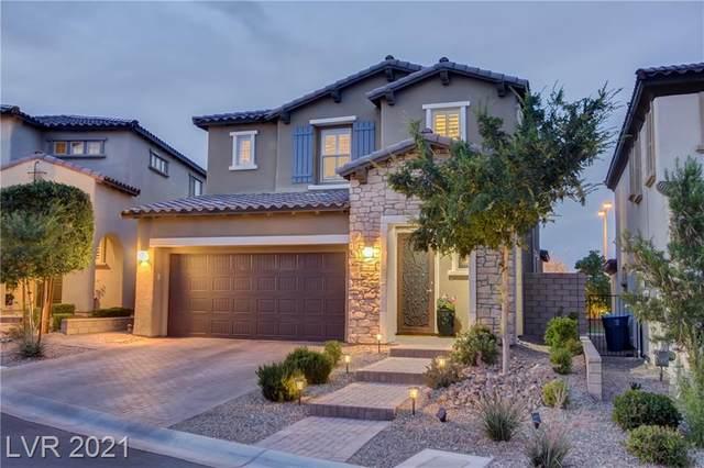 11878 Corenzio Avenue, Las Vegas, NV 89138 (MLS #2305799) :: Galindo Group Real Estate