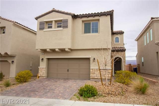 6814 Pivot Point Street, Las Vegas, NV 89148 (MLS #2305801) :: The Perna Group