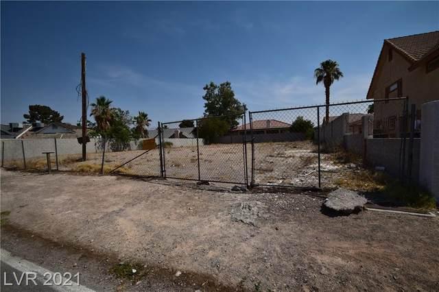 Viking, Las Vegas, NV 89121 (MLS #2305808) :: ERA Brokers Consolidated / Sherman Group
