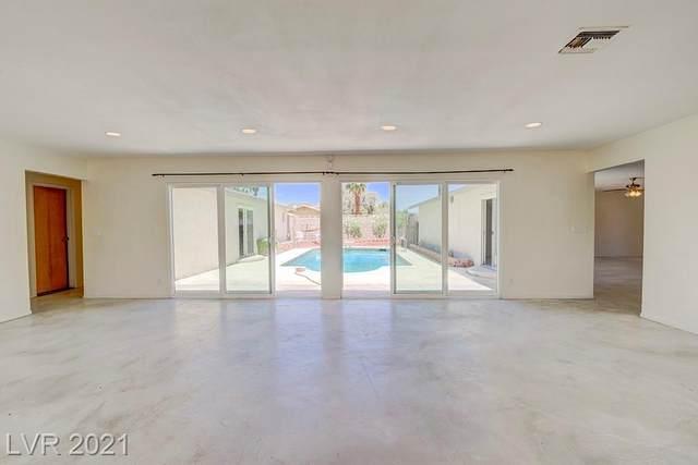 6618 Coley Avenue, Las Vegas, NV 89146 (MLS #2305818) :: Jeffrey Sabel