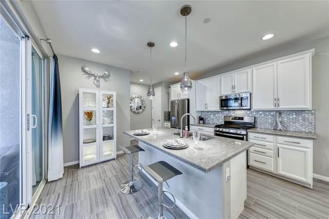 60 Alla Breve Avenue, Henderson, NV 89011 (MLS #2305825) :: Hebert Group | Realty One Group