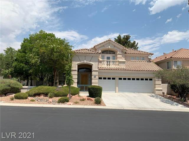 8840 Montagna Drive, Las Vegas, NV 89134 (MLS #2305826) :: Signature Real Estate Group