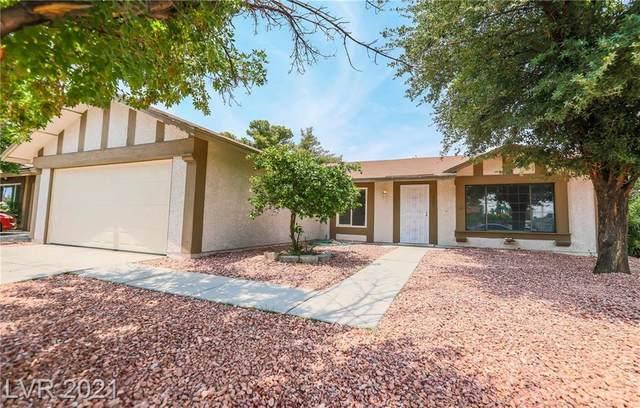 5570 Maidstone Circle, Las Vegas, NV 89142 (MLS #2305857) :: Signature Real Estate Group