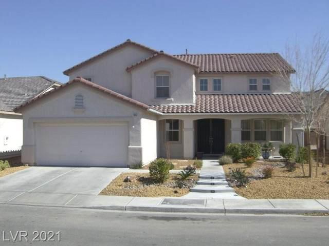 7850 Flat Creek Street, Las Vegas, NV 89131 (MLS #2305860) :: DT Real Estate