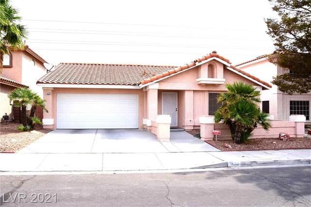 1438 Lodgepole Drive, Henderson, NV 89014 (MLS #2305872) :: Hebert Group | Realty One Group