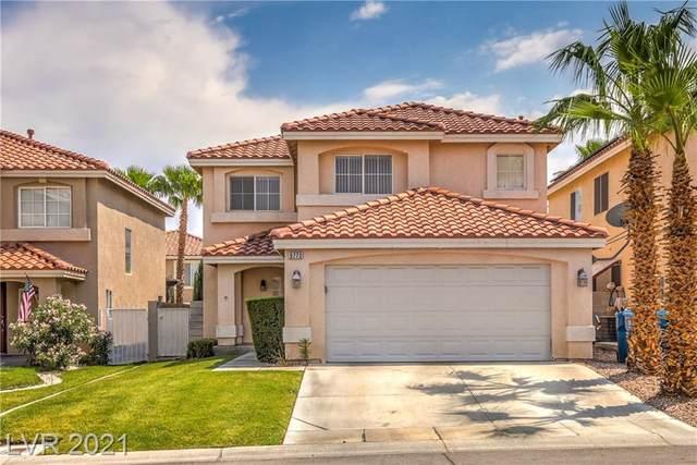 9773 Sonora Bend Avenue, Las Vegas, NV 89148 (MLS #2305877) :: Kypreos Team