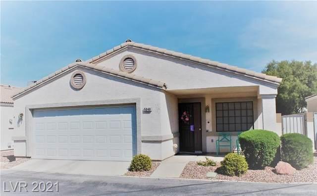 5048 Droubay Drive, Las Vegas, NV 89122 (MLS #2305887) :: The Perna Group