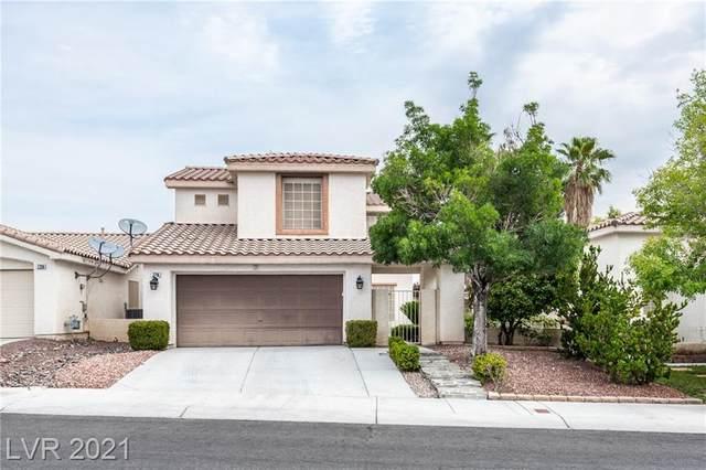 7716 Certitude Avenue, Las Vegas, NV 89131 (MLS #2305892) :: Custom Fit Real Estate Group