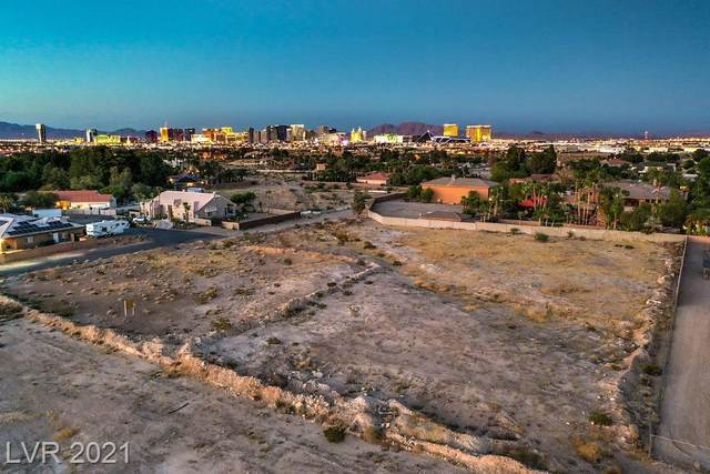 5801 Sobb Avenue, Las Vegas, NV 89118 (MLS #2305901) :: The Perna Group